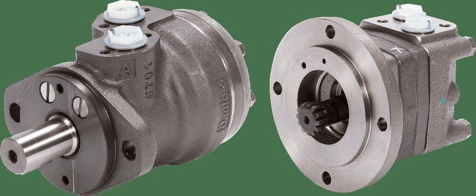 Danfoss hydraulische motoren